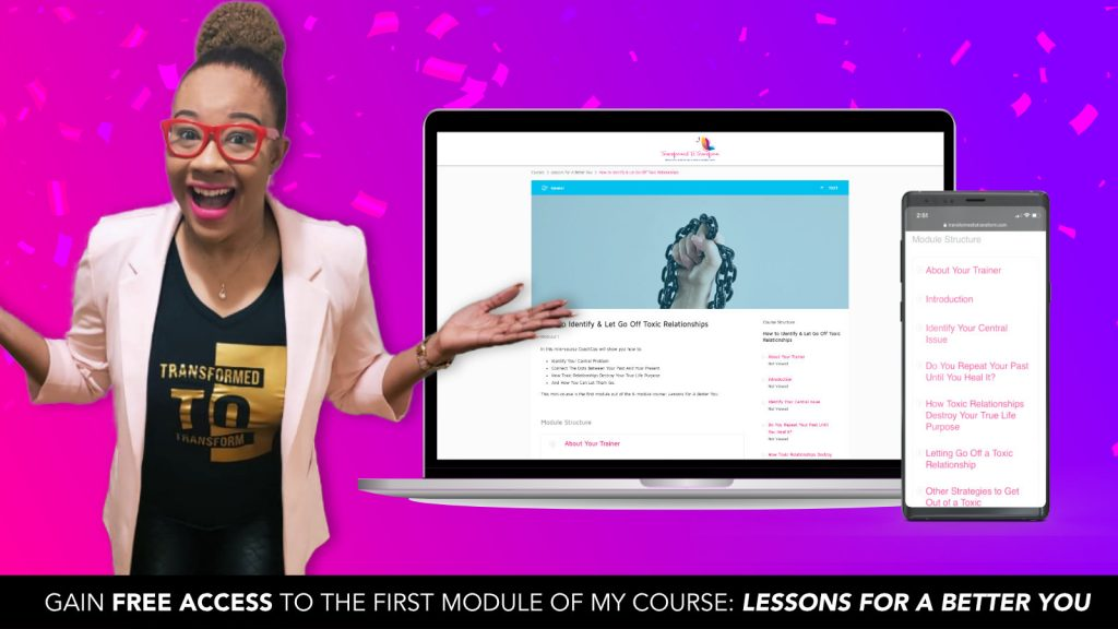 Carol Edwards Mini Course Lessons For A Better You